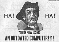 Outdated Computer